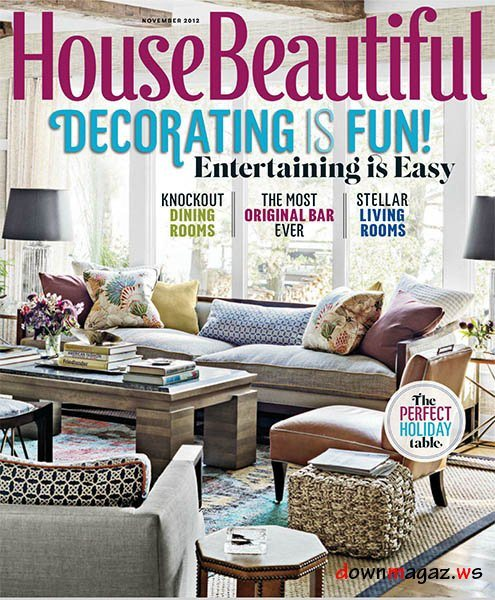 House Beautiful Mag house beautiful |