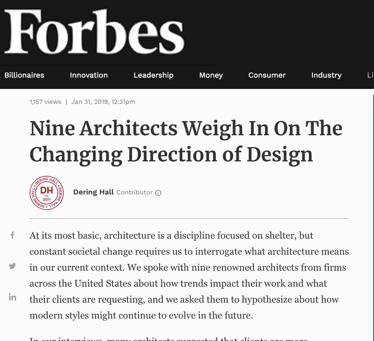 Jeffrey Dungan Architects